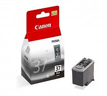 Картридж Canon PG-37 (Black 11мл) Pixma iP1800/iP1900/iP2500/iP2600, MP140/MP190/MP210/MP220/MP470, MX300/MX310